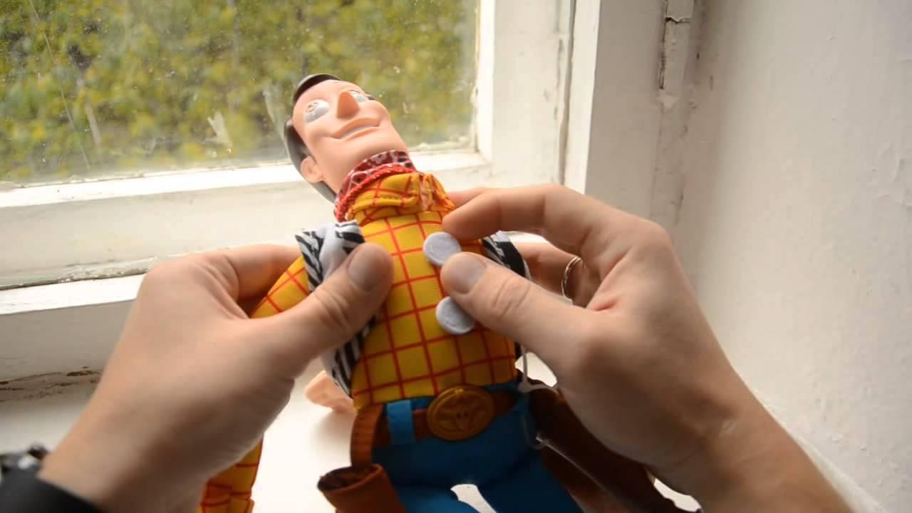 Вуди фигурки куклы игрушки с жесткого пластика гол - YouTube