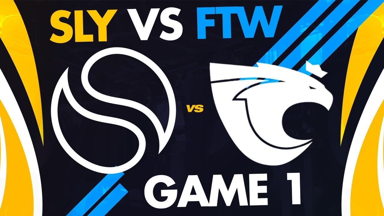 LA PREMIERE GAME DE LA TEAM SOLARY 2.0 ! - TEAM SOLARY 2.0 VS FTW ESPORTS - GAME 1
