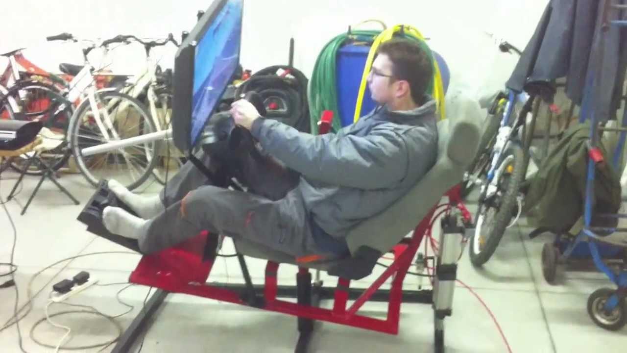Simulatore di guida per ps3 vallorani 1 youtube for Simulatore di arredamento