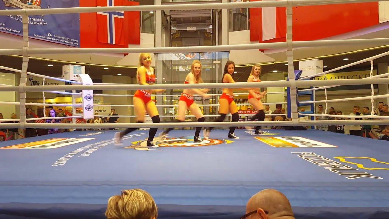 TWERK, DANCEHALL, VIDEOCLIP show || Wazzup?! Dance Studio || boxing ring || Poznań