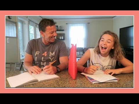 ARE YOU SMARTER THAN A 6TH GRADER? *INTERACTIVE VIDEO* | Flippin' Katie