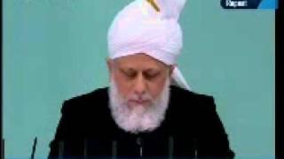 15.04.11-Cuma Hutbesi-Müslüman dünyasının durumu