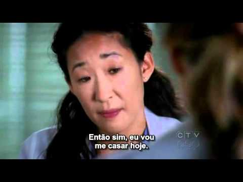 Greys Anatomy 5x24 Meredith I Love You Cristina Yang Youtube