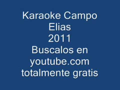 Karaoke Mi Primera Cana Diomedes Diaz - Vallenato