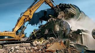 FAST DEMOLITION - CAT MP300 Series Multi-Processors