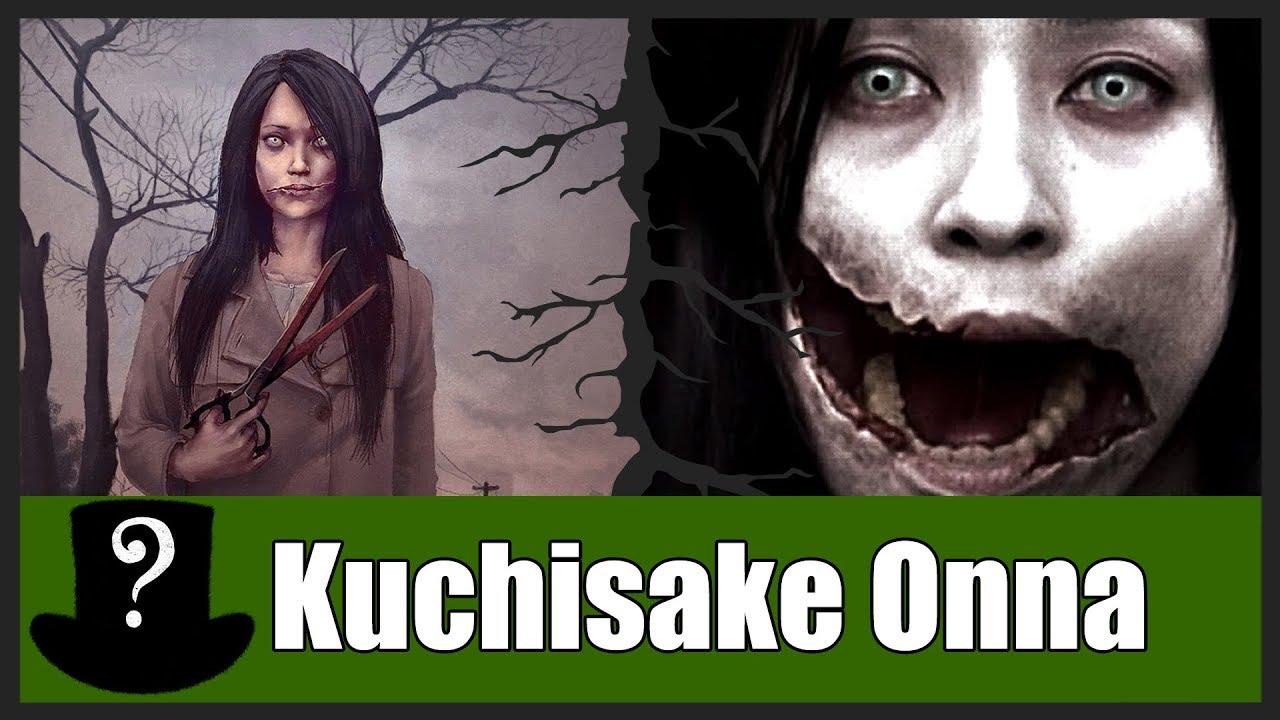 Uhyggelige Historier Kuchisake Onna Youtube
