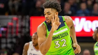 T-Wolves Franchise Record 26 3s vs Clippers! 142 Pts! 2019-20 NBA Season