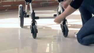 видео Детская коляска BugaBoo