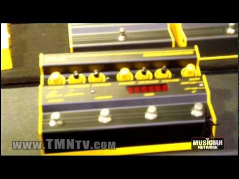WINTER NAMM 2010 - MARKBASS - Booth Walk-Through