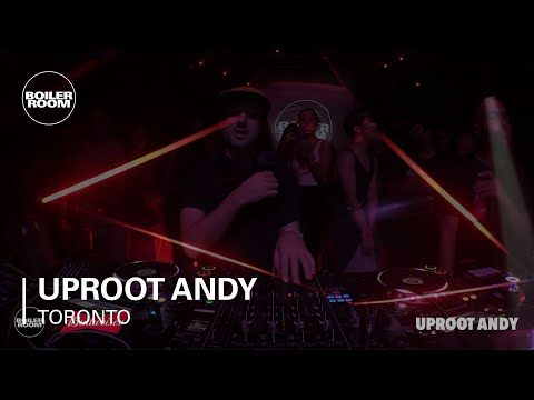 Uproot Andy Boiler Room x Budweiser Toronto DJ Set