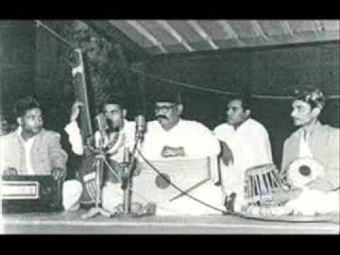 Ustad Bade Ghulam Ali Khan - Kawali, Thumri and Bhajan