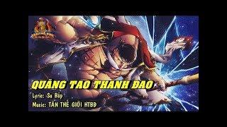 QUĂNG TAO THANH ĐAO Chế Quăng Tao Cái Boong Phiên Bản ONE PIECE :)))