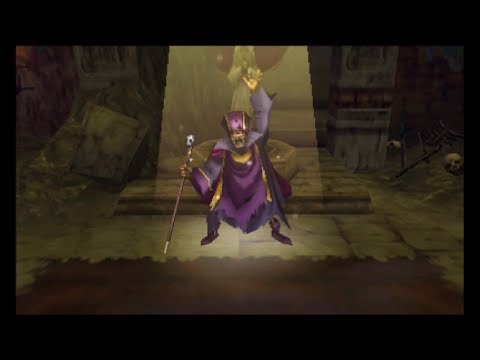 Dragon Quest VIII [3DS] Playthrough #018, Ruined Abbey: Boss 3: Tortured Soul