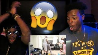 Baixar FEELING ON YOUR GIRL BOOTY PRANK ON PERFECT LAUGHS AND JORDAN *REACTION!!!!*