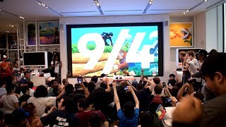 Nintendo Direct 9.4.2019 Live Reactions at Nintendo NY