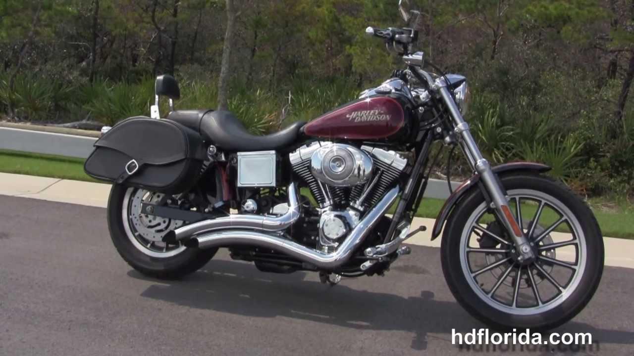 used 2005 harley davidson dyna low rider motorcycle for sale youtube. Black Bedroom Furniture Sets. Home Design Ideas