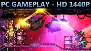 SteamWorld Heist | PC GAMEPLAY | HD 1440P