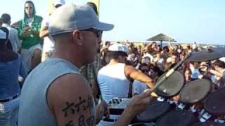 Frankie P & Davide Ruberto live set @ Papeete 2 maggio 09 (video edit by Gorilla Prod)tocadisco