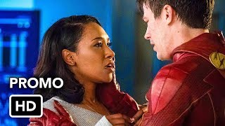 The Flash 4x15 Promo Enter Flashtime HD Season 4 Episode 15 Promo