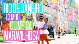 Boulevard Olímpico #RIO2016 | Pelo Rio Blog