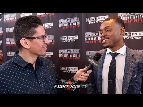 "ERROL SPENCE ""I RESPECT MIKEY, BUT IT'S TIME TO MAKE HIM PAY FOR SIGNING THAT CONTRACT.."""
