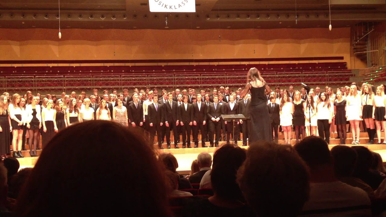 Sommarpsalm - Summer Hymn - Adolf Fredrik's Music School ...