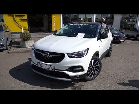 Opel Grandland X 2019 Review Komplette Vorstellung und Probefahrt