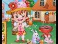 Baby Hazel Game Movie - BABY HAZEL easter DRESSUP- HD Gameplay Kids