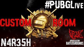 PUBG Mobile! 🔴 Live Stream Tamil Gaming! - CUSTOM ROOM MADNESS!!!!