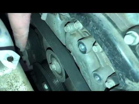 2012 Dodge Journey Idler Pulley Tsb Youtube