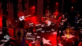 De Staat - Devils Blood live op Noorderslag 2014