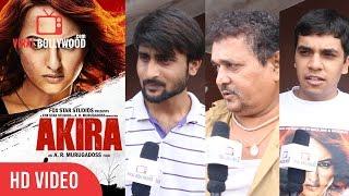 Akira Movie Public Review | Sonakshi Sinha, Anurag Kashyap
