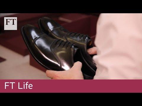 Factory Floor: How John Lobb Makes City Shoes