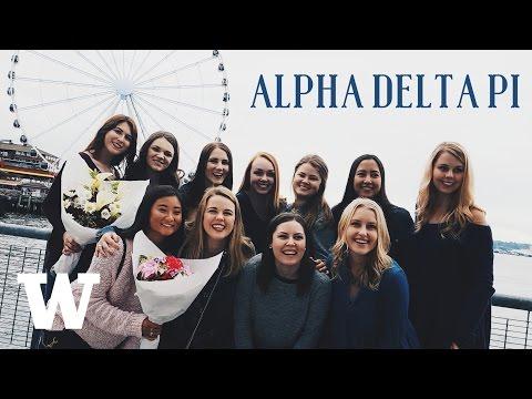 Alpha Delta Pi | Recruitment 2016 | University of Washington