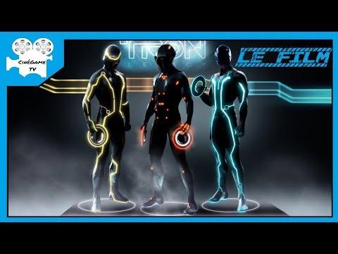 Tron Evolution: Film complet en français [FilmGame]