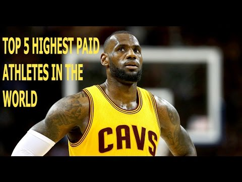 Top 5 Highest Paid Athletes in the World (2016)