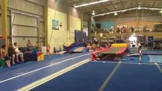 QC1 TUMBLING - Bridgette McCarthy (2nd Pass)