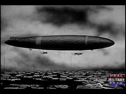 History of Airships
