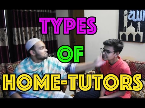 TYPES OF HOME-TUTORS | The Farpiz
