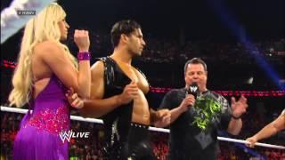 The Great Khali vs. Fandango - Dance-Off: Raw, April 29, 2013