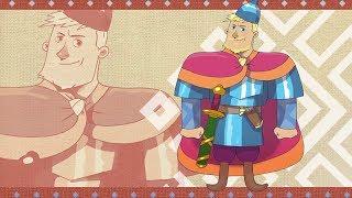 Иван Батыр (Чувашский мультфильм)