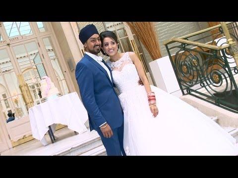 Jaspal weds Jasmeet: Reception Highlights