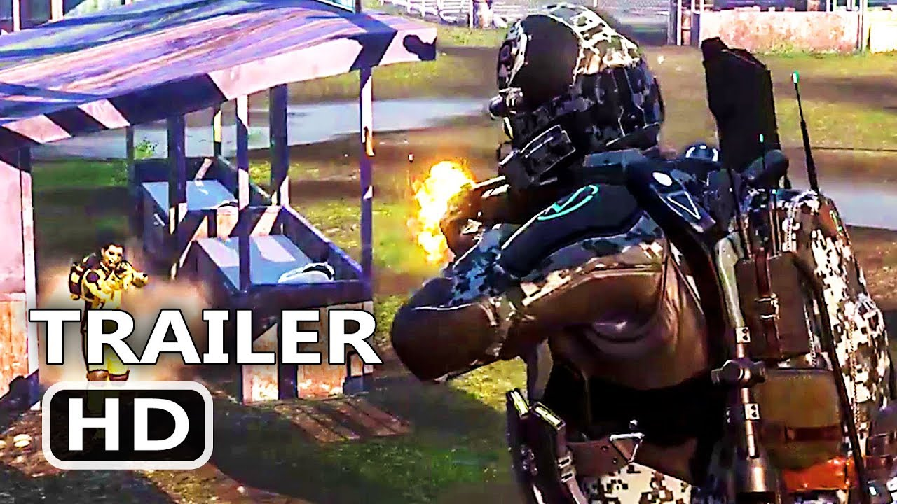 PS4 - H1Z1 Battle Royale Gameplay Trailer (2018)