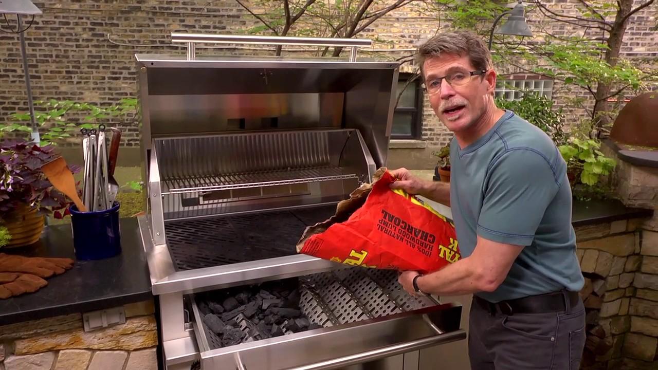 Rick Bayless Explains The Kalamazoo Hybrid Grill