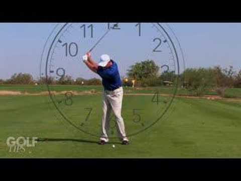 Golf Tips Magazine-Clock Your Wedge Shots