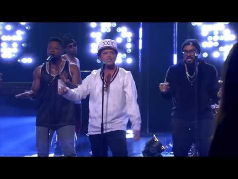 Bruno Mars 24K Magic   Live On Skavlan #bruno #mars
