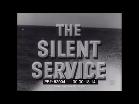 "SILENT SERVICE TV SHOW Episode  ""THE TROUT AT RAINBOW'S END"" USS TROUT 1957  82904"