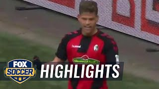 Video Gol Pertandingan Augsburg vs Freiburg