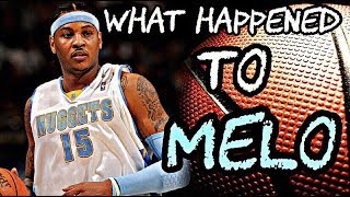 What Happened to Carmelo Anthony
