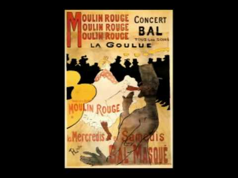Les Compagnons de La Chanson Moulin Rouge 1952 French Original French & English Subtitles